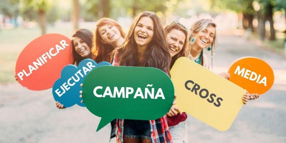 Campaña crossmedia